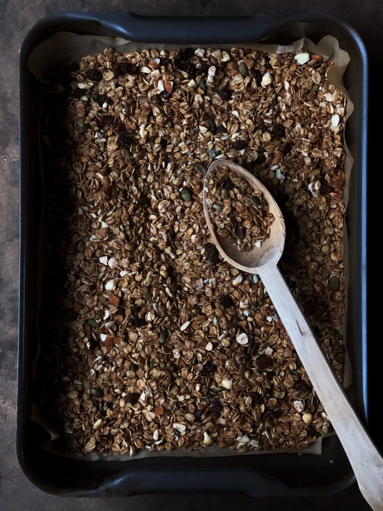 Domaća granola
