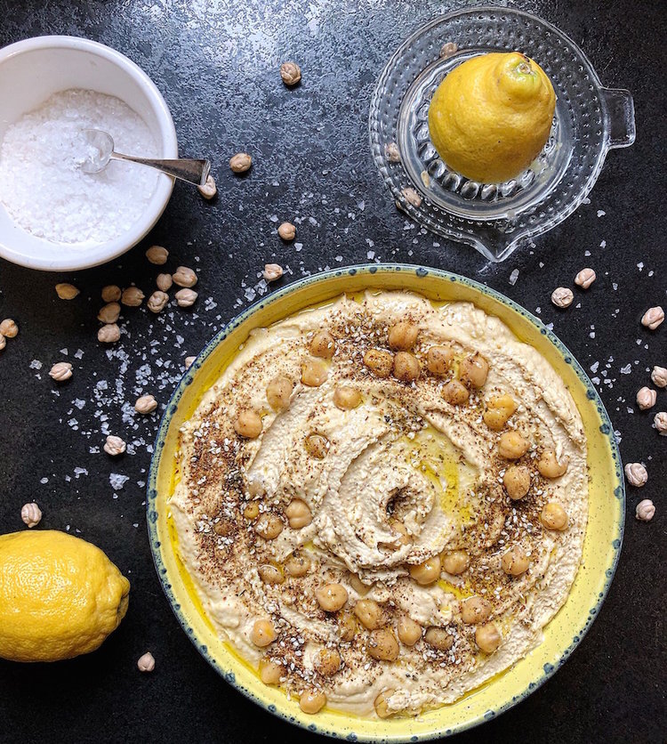 Brzi recept za humus od leblebija