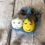 prirodno farbana jaja