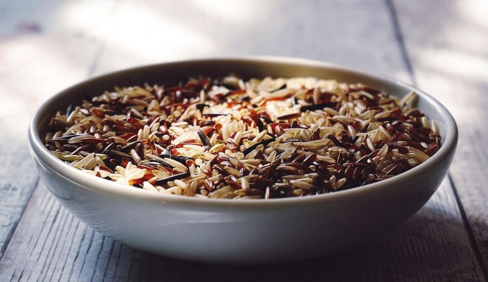 Pirinač raznih boja daje nam raznobojna pirinčana brašna. Svako od tih vrsta brašna ima svoje odlike!