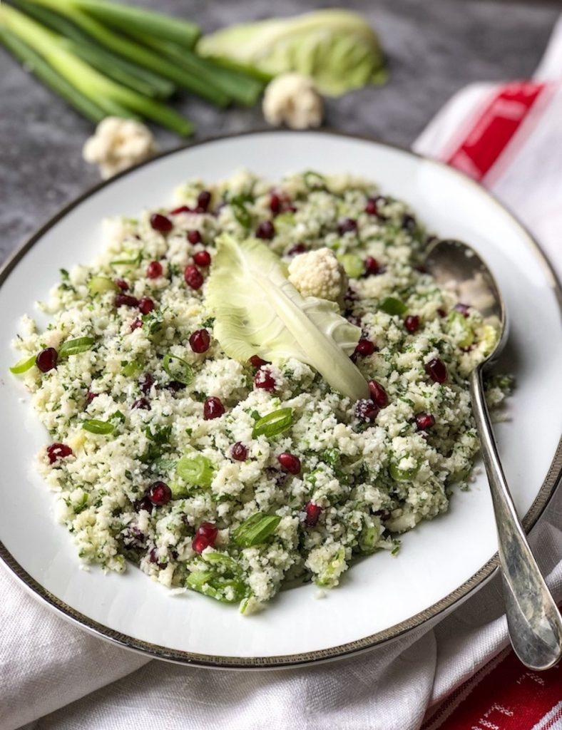 Tabule salata od karfiola (tabbouleh)