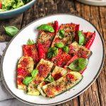 Zapečeno povrće sa parmezanom -- pravi izbor za zdrav letnji obrok