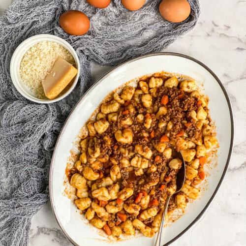 Domaće njoke od krompira — osnovni recept