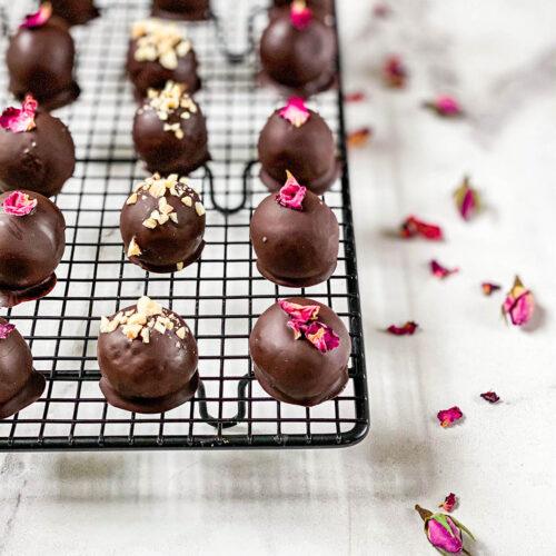Za čokoladne praline uvek ima mesta, koliko god bio obilan obrok!