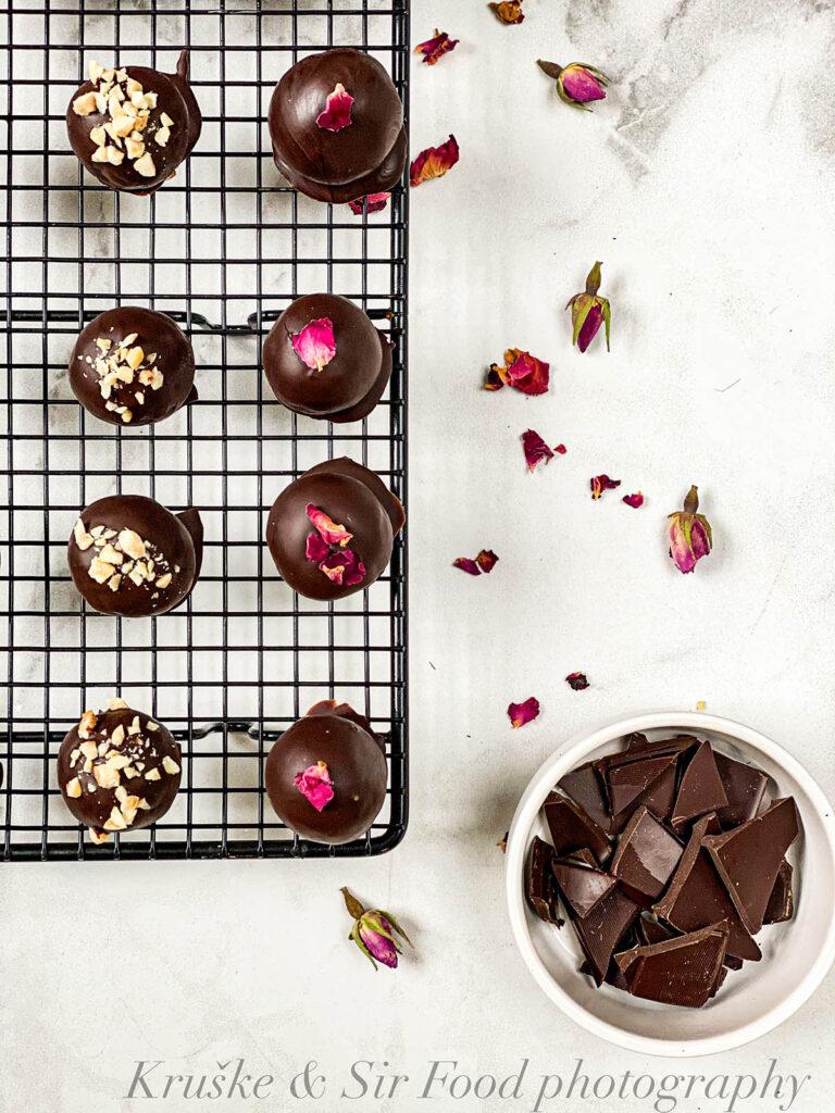 Ove čokoladne praline će Vas ostaviti bez daha.