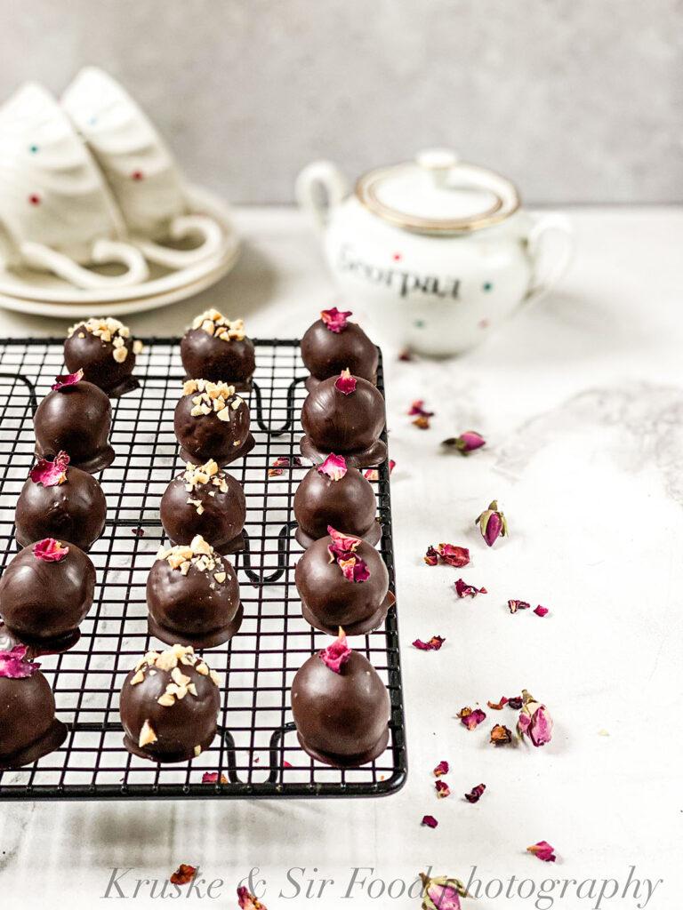 Čokoladne praline - slatke i ukusne a ne preterano nezdrave