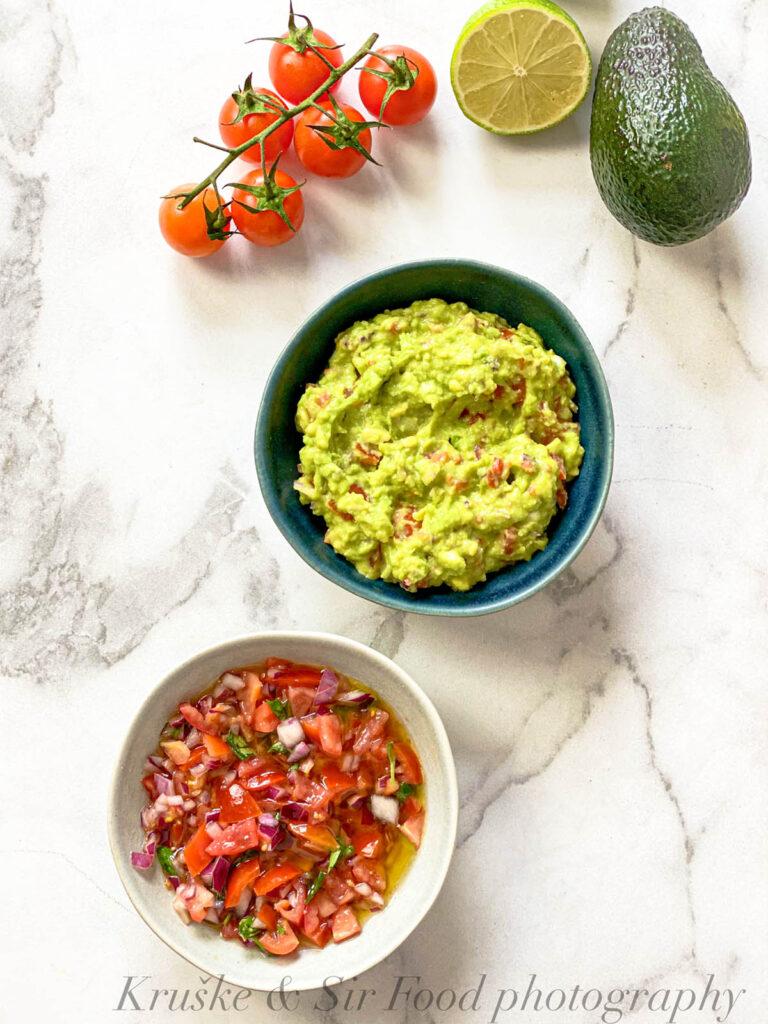 Ova dva umaka su vrlo karakteristični za tradicionalnu meksičku kuhinju!