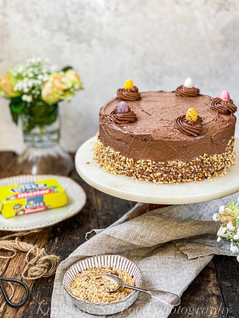Nutela torta, slatka i ukusna a ne preterano nezdrava