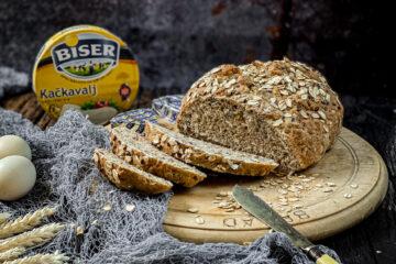Beskvasni brzi i ukusni i mekani hleb koji je gotov za pola sata