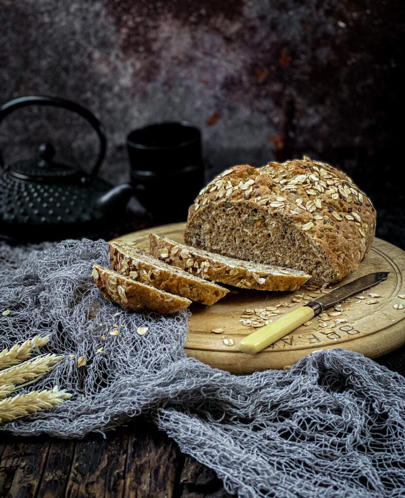 Beskvasni hleb od speltinog brašna